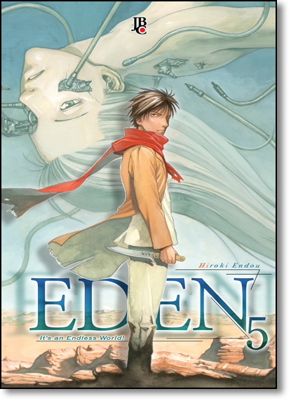 Eden: It s an Endless World - Vol.5, livro de Hiroki Endou