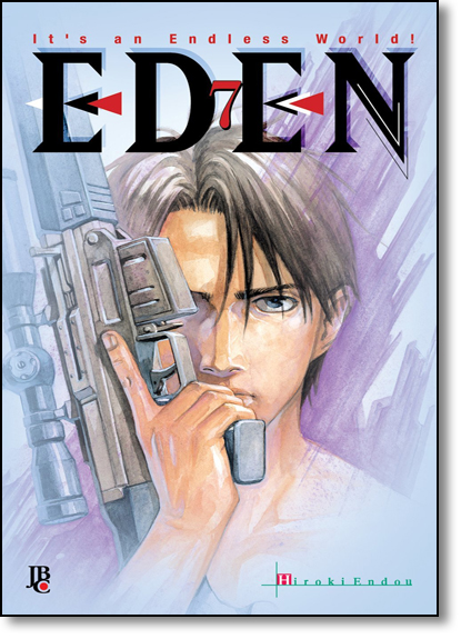 Eden: It s an Endless World - Vol.7, livro de Hiroki Endou