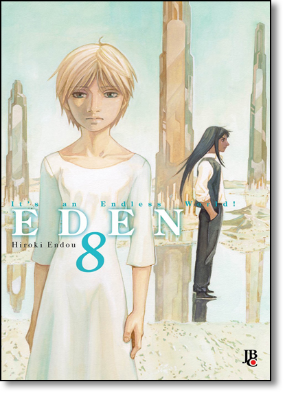 Eden: It s an Endless World - Vol.8, livro de Hiroki Endou