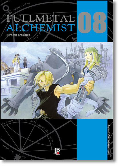 Fullmetal Alchemist - Vol.8 - Especial, livro de Hiromu Arakawa