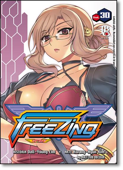 Freezing - Vol.30, livro de Dall-Young Lim