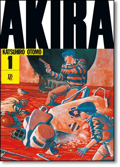 Akira - Vol.1, livro de Katsuhiro Otomo