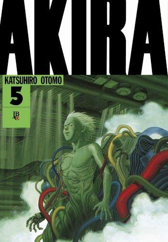 Akira - Volume 5, livro de Katsuhiro Otomo