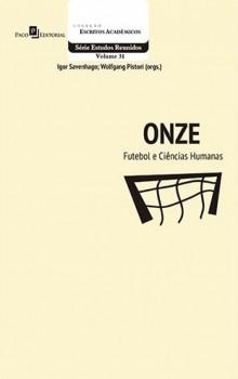 Onze - Futebol e Ciências Humanas, livro de Igor Savenhago
