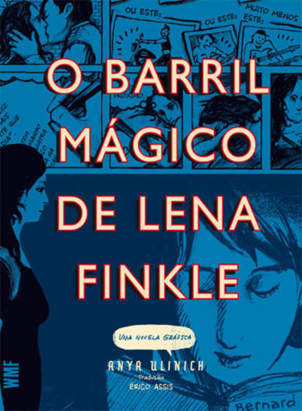 O barril mágico de Lena Finkle, livro de Anya Ulinich