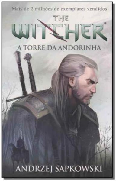 Torre da Andorinha, A, livro de Andrzej Sapkowski