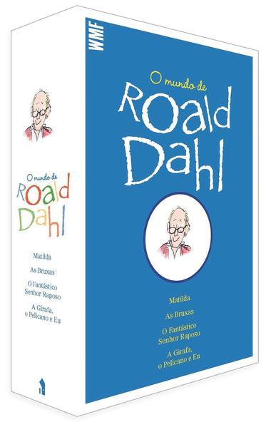 O Mundo de Roald Dahl, livro de Roald Dahl