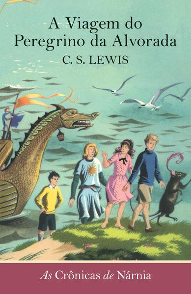 A viagem do peregrino da alvorada (43189), livro de Lewis., C. S