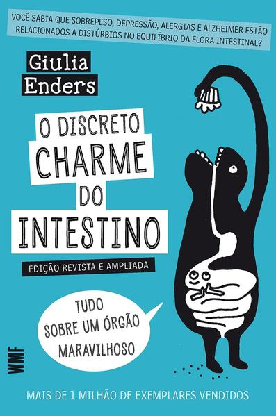 O discreto charme do intestino (42991), livro de Enders, Giulia