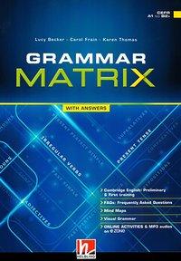 Grammar Matrix, livro de Brcker, Lucy; Frain, Carlo; Thomas, Karen