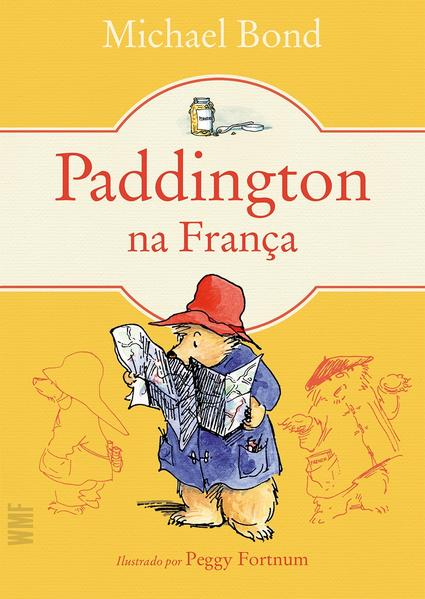 Paddington - Na França, livro de Bond, Michael