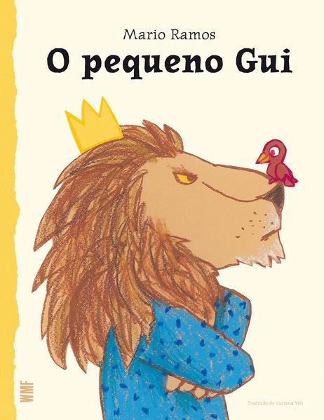 O pequeno gui, livro de Ramos, Mário