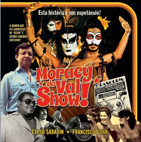 Moracy do Val show!, livro de Francisco Ucha, Celso Sabadin
