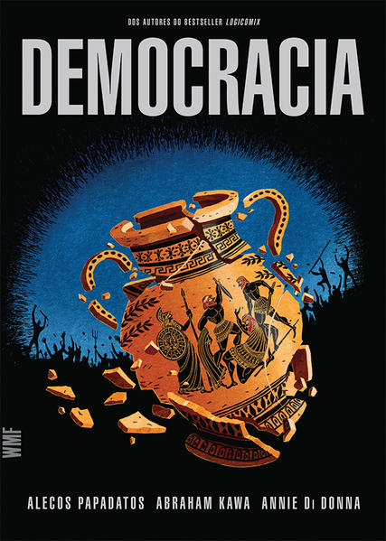 DEMOCRACIA, livro de Donna, Annie Di; Kawa, Abraham; Papadatos, Alecos