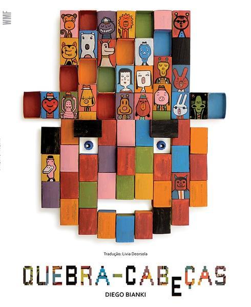 Quebra-cabeças, livro de Diego Bianki