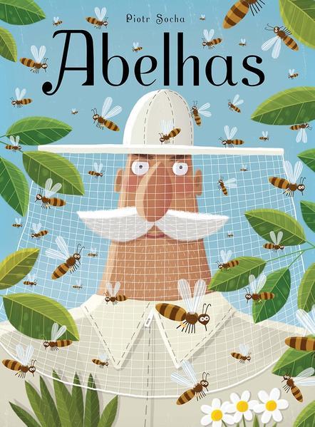 Abelhas, livro de Piotr Socha