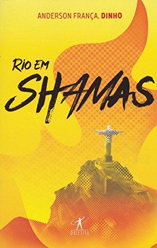 Rio em Shamas, livro de Anderson Carvalho França de Araújo