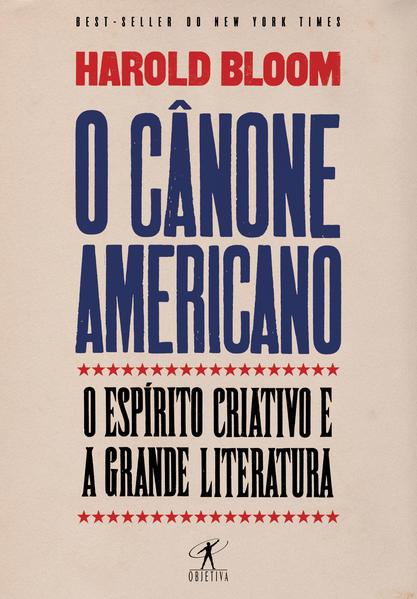 O Cânone Americano, livro de Harold Bloom
