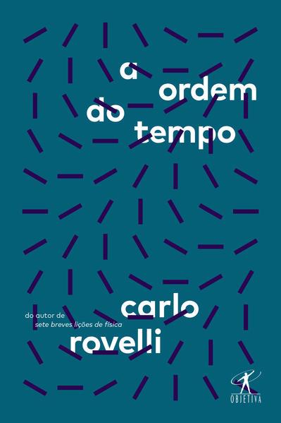 A ordem do tempo, livro de Carlo Rovelli