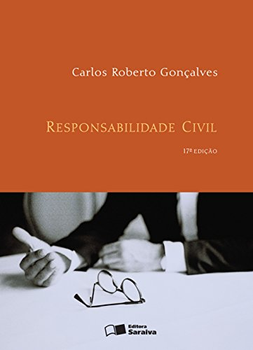 Responsabilidade Civil, livro de Carlos Roberto Gonçalves