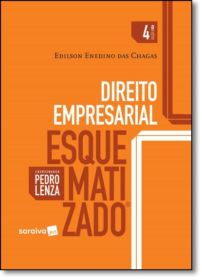 Direito Empresarial - Coleção Esquematizado, livro de Pedro Lenza