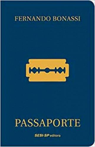 Passaporte, livro de Fernando Bonassi