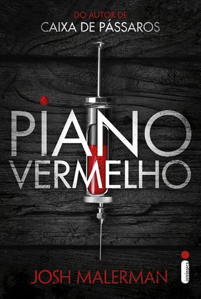 Piano vermelho, livro de Josh Malerman