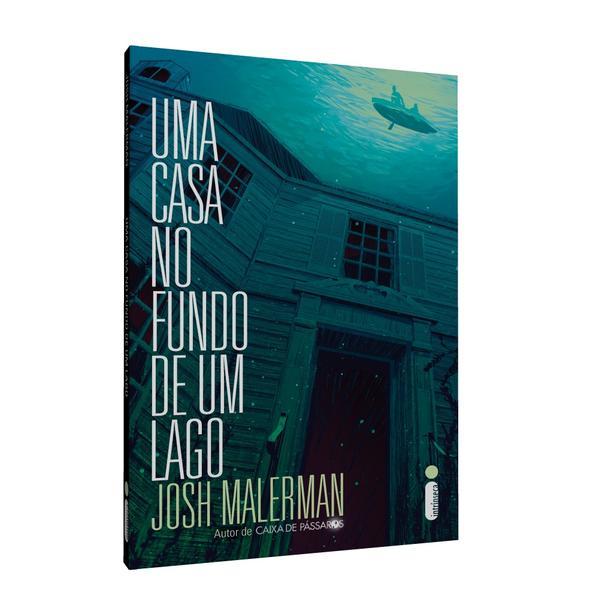 Uma casa no fundo de um lago, livro de Josh Malerman