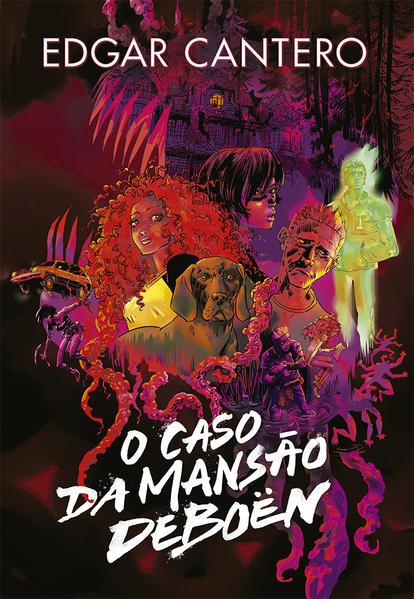 O caso da Mansão Deboën, livro de Edgar Cantero