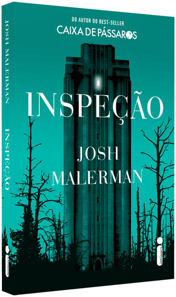 Inspeção, livro de Josh Malerman, Carolina Selvatici
