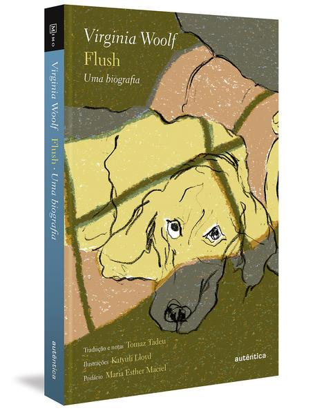 Flush - Uma Biografia, livro de Virginia Woolf