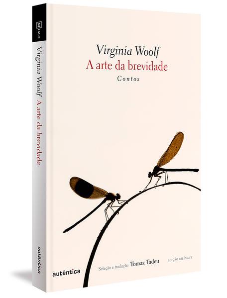 A Arte da Brevidade, livro de Virginia Woolf