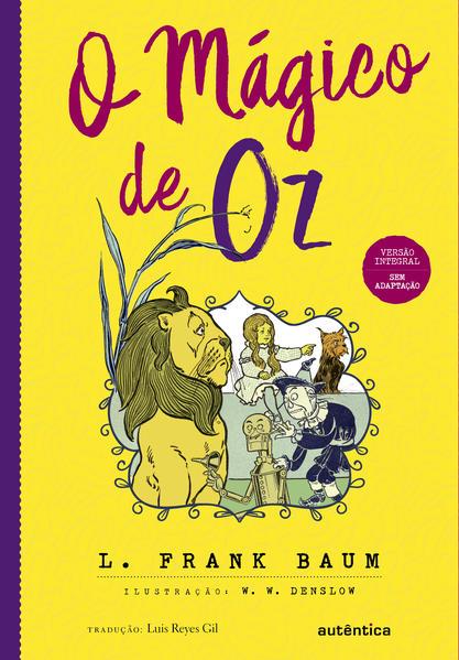 Mágico de Oz, O, livro de L. Frank Baum