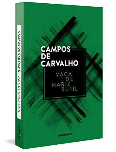 Vaca de Nariz Sutil, livro de Campos de Carvalho