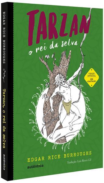 Tarzan, o rei da selva, livro de Edgar Rice Burroughs
