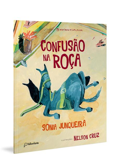 Confusão na roça, livro de Sonia Junqueira