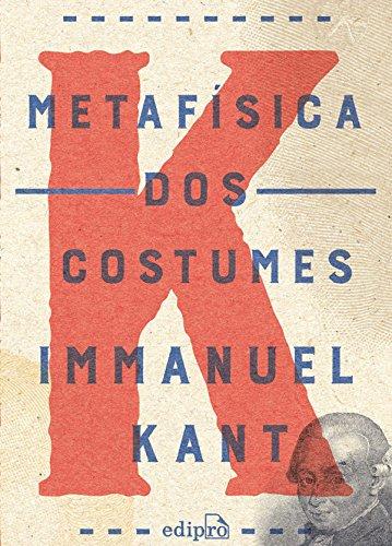 Metafísica dos Costumes, livro de Immanuel Kant