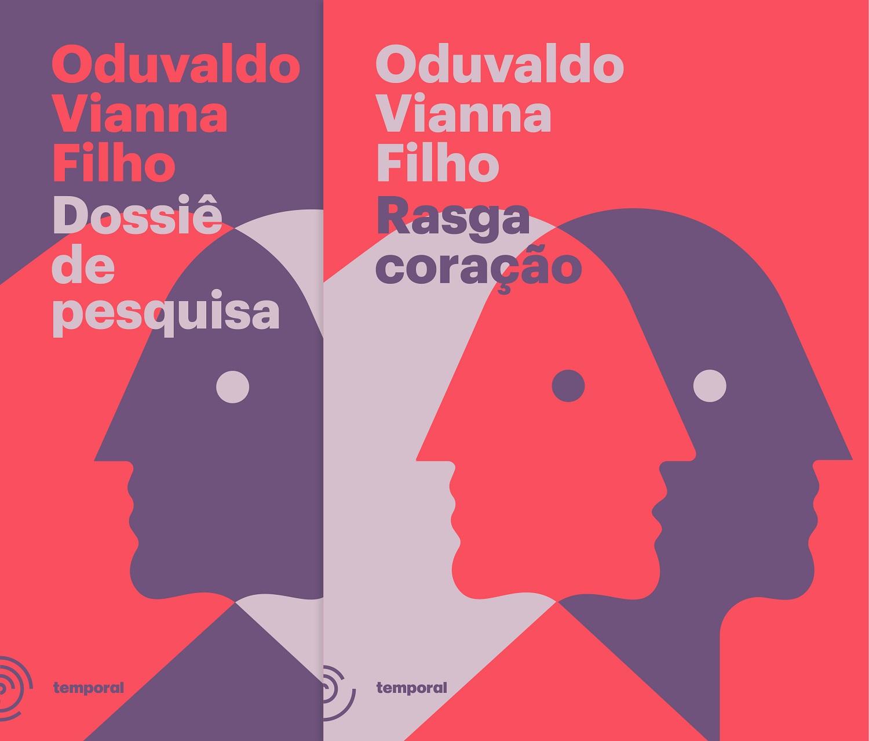 Dossiê de pesquisa Rasga Coração, livro de Oduvaldo Vianna Filho