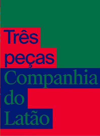 Três peças da Companhia do Latão [BOX], livro de Sergio de Carvalho