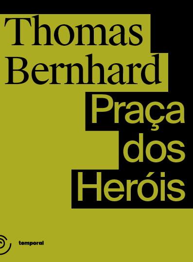 Praça dos heróis, livro de Thomas Bernhard