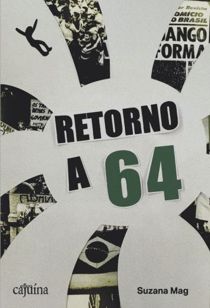 Retorno a 64, livro de Suzana Maq