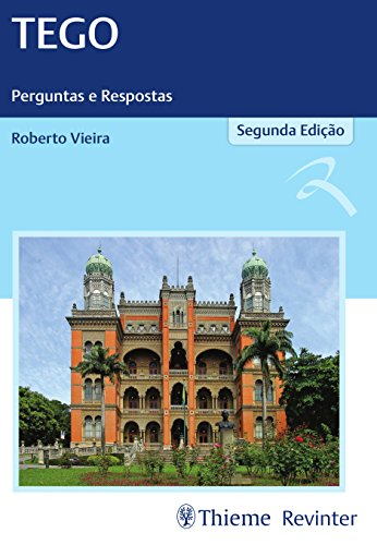 TEGO: Perguntas e Respostas, livro de Roberto Vieira