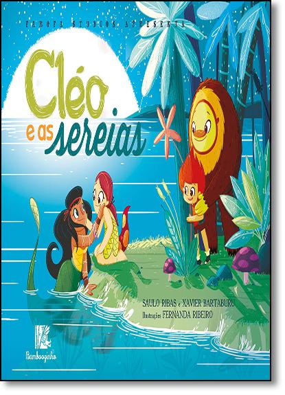 Cléo e as Sereias, livro de Saulo Ribas