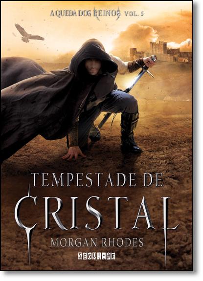 Tempestade de Cristal, livro de Morgan Rhodes