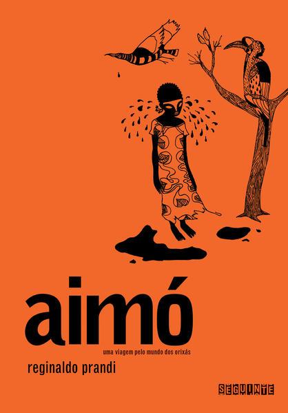 Aimó, livro de Reginaldo Prandi