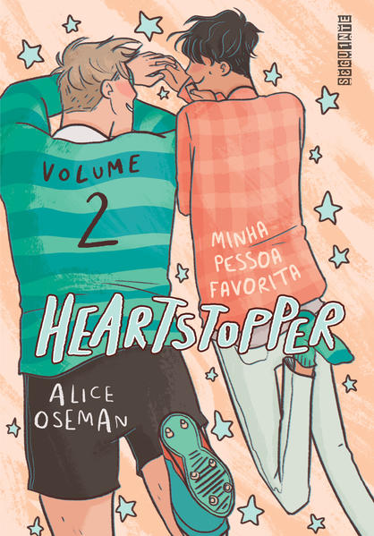 Heartstopper: Minha pessoa favorita (vol. 2), livro de Alice Oseman