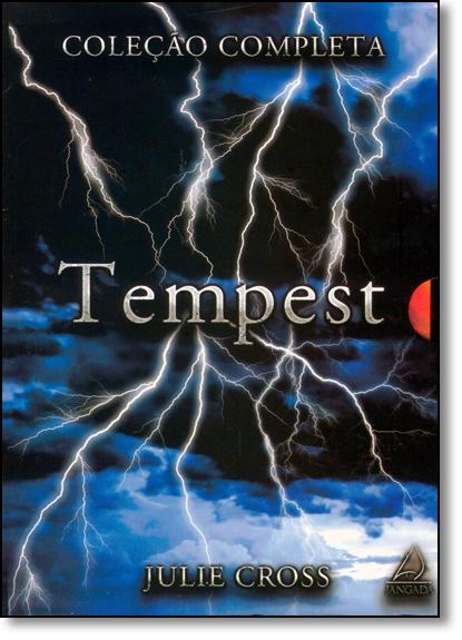 Box Tempest - 3 Volumes, livro de Julie Cross