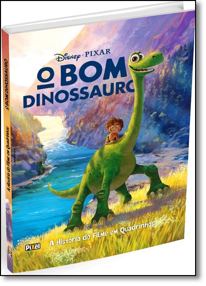 Bom Dinossauro: A História do Filme em Quadrinhos, livro de Alessandro Ferrari