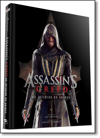 Assassin s Creed: No Interior do Animus, livro de Ian Nathan