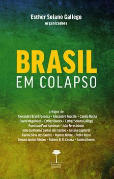 Brasil em colapso, livro de Esther Solano Gallego